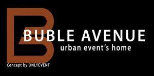 cube gonflable bubble avenue