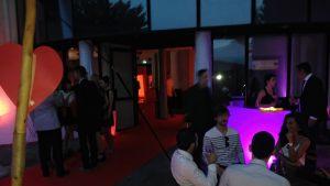 chapiteau original 30 ans ESG Toulouse Bubble avenue