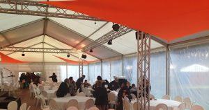 bubble avenue chapiteau design séminaire